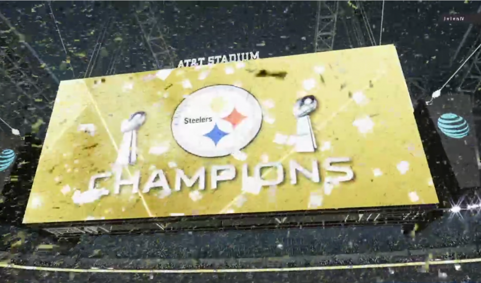 Steelers remarkable Super Bowl win